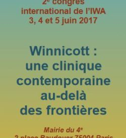 Winnicott : une clinique contemporaine
