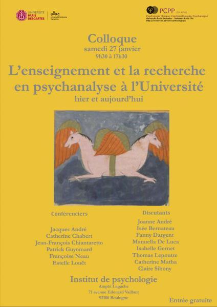 l-enseignement-et-la-recherche-en-psychanalyse-a-l-universite-congres-minute