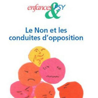 le non et les conduites d'opposition