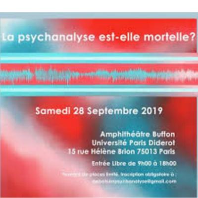 la psychanalyse-est-elle-mortelle-congres-minute